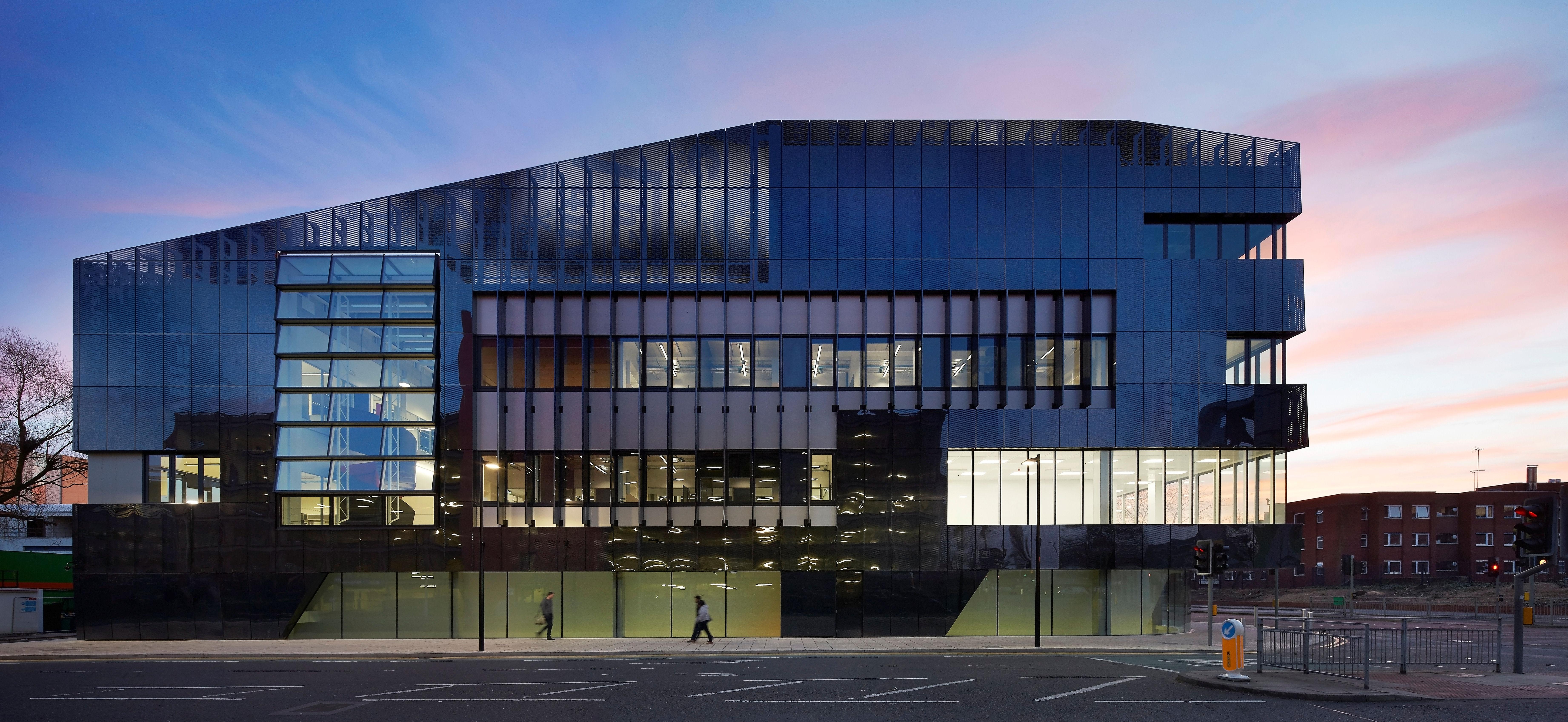 Manchester University's National Graphene Institute