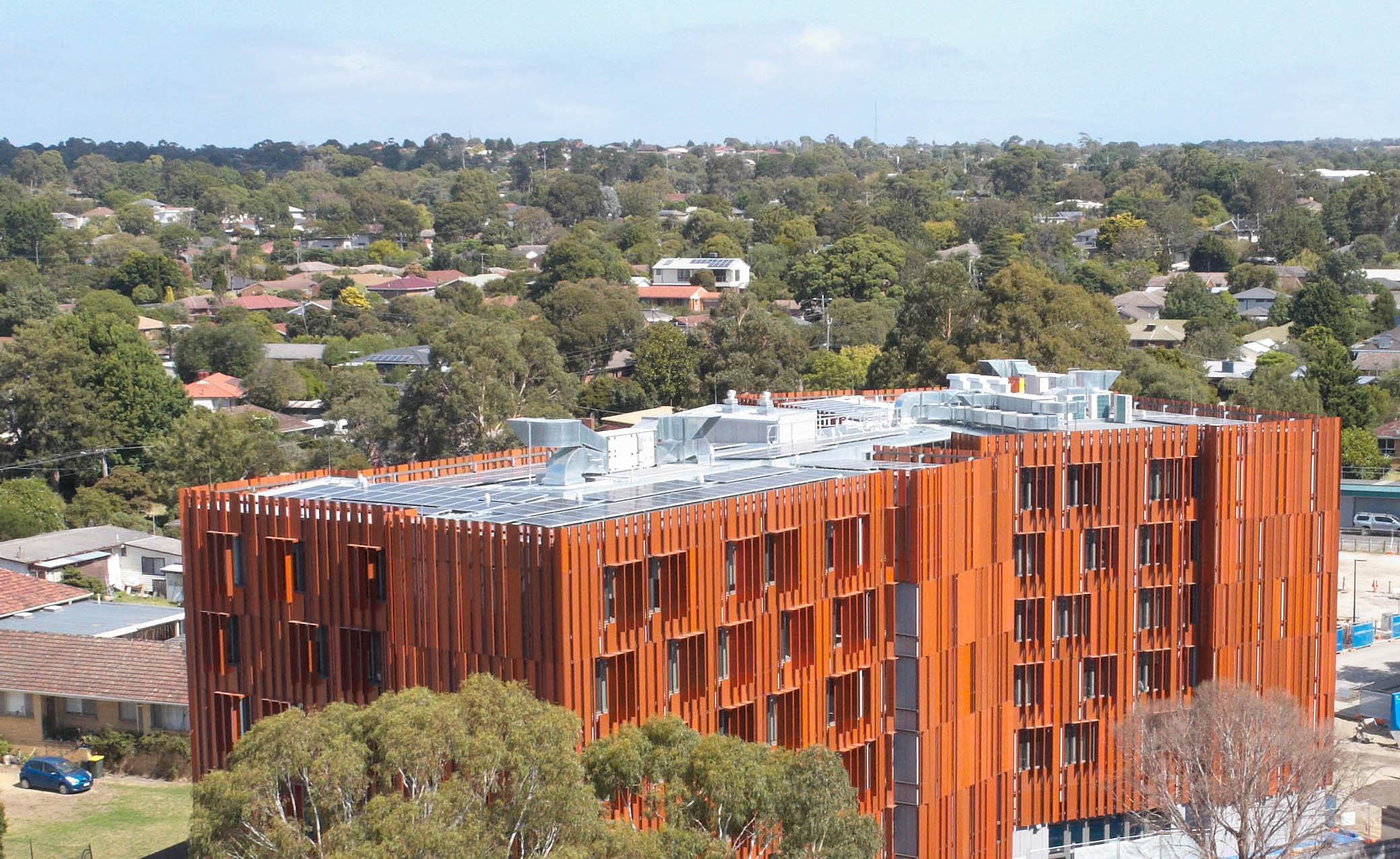 Monash University student accommodation