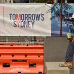 construction worker in Australia