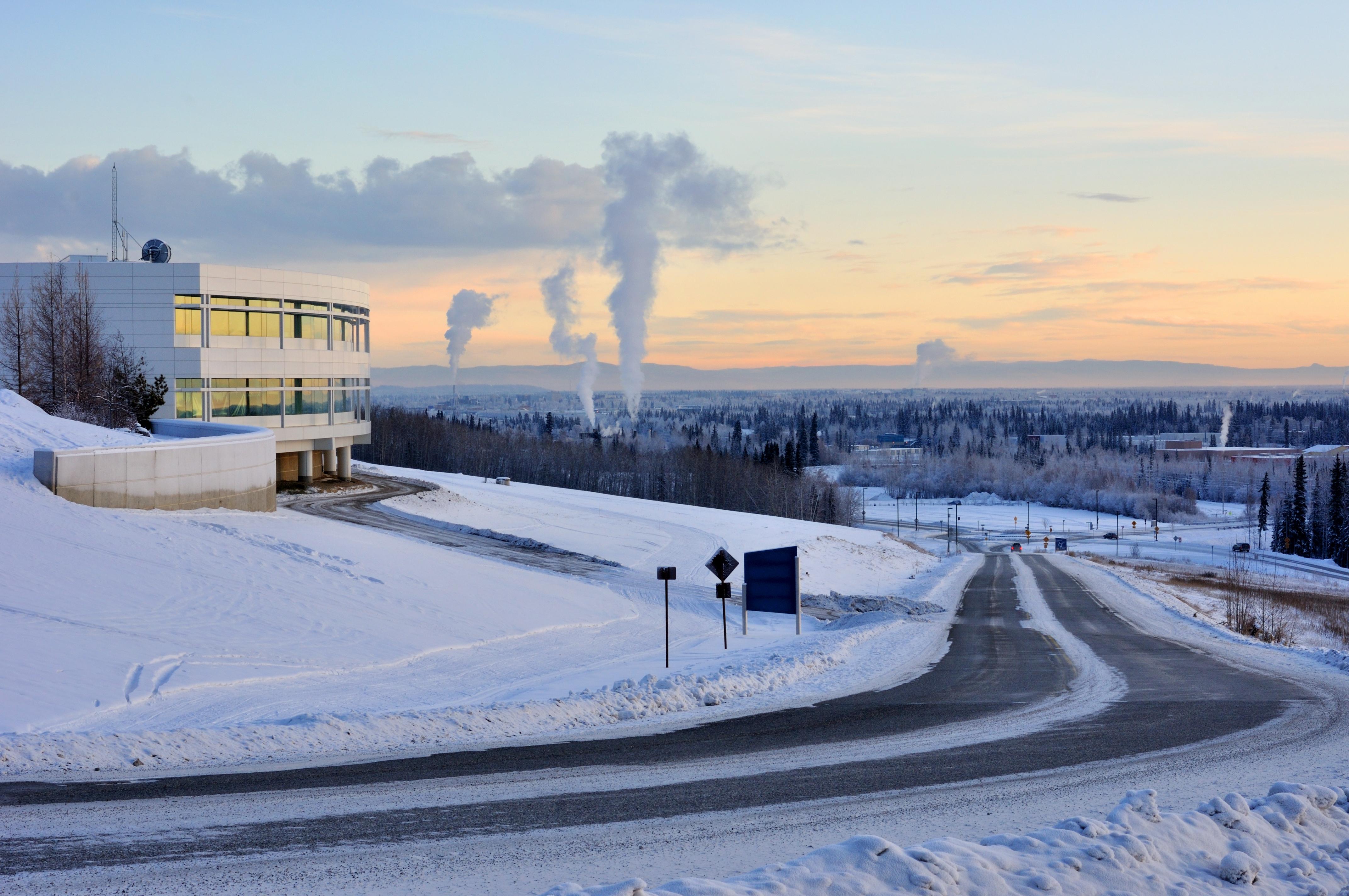 University of Alaska merger
