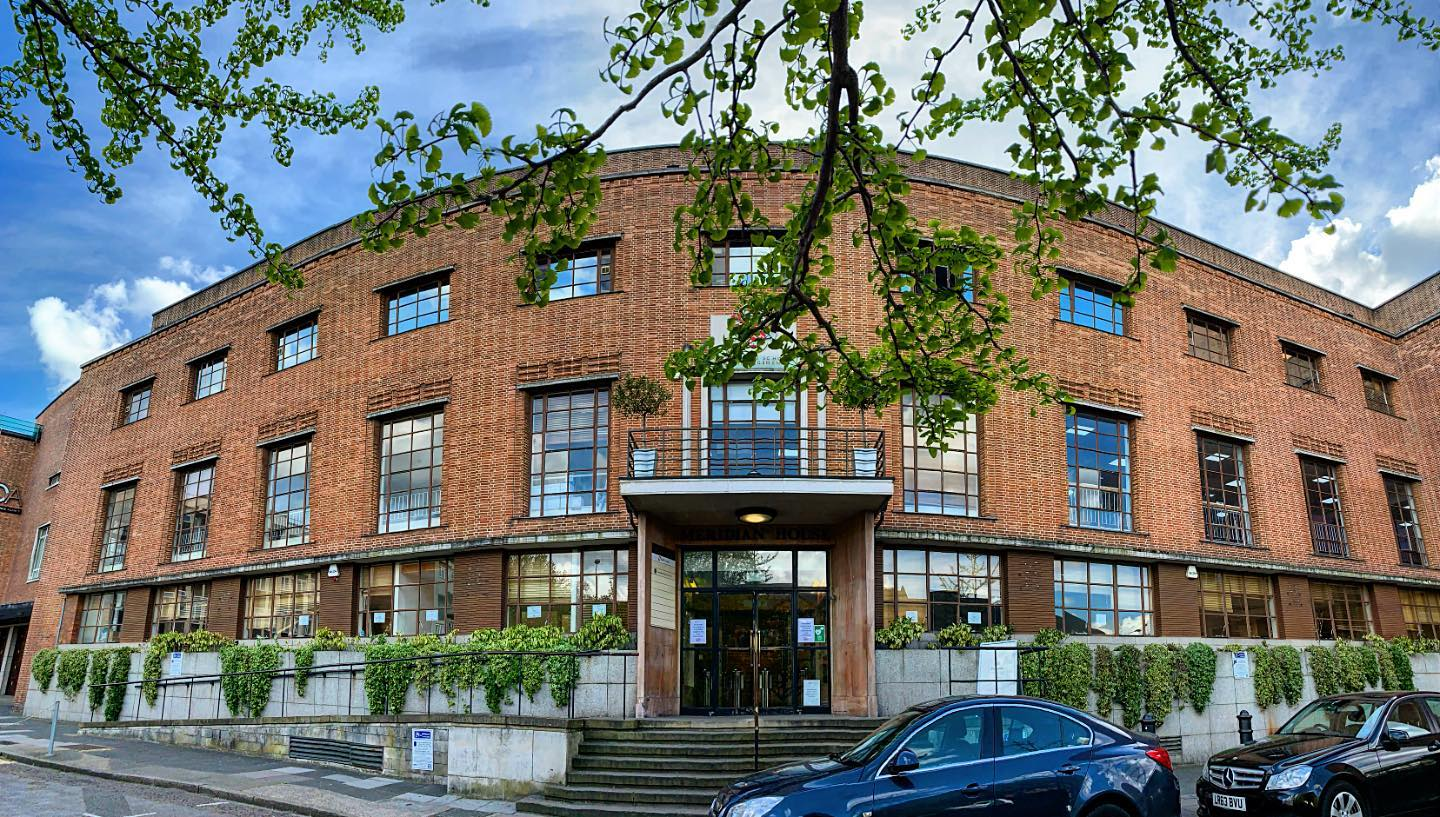 GSM London greenwich campus