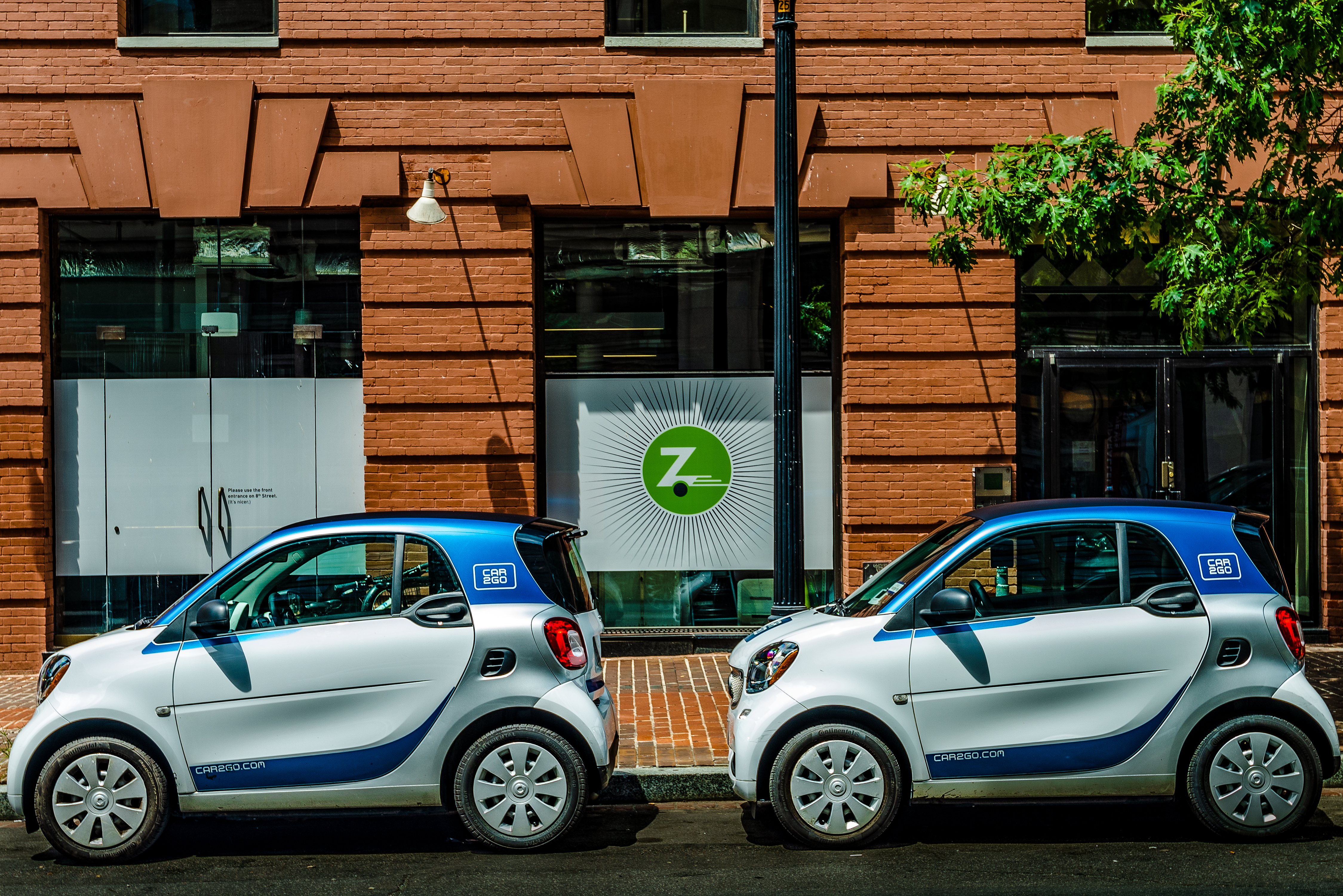 carsharing sustainability