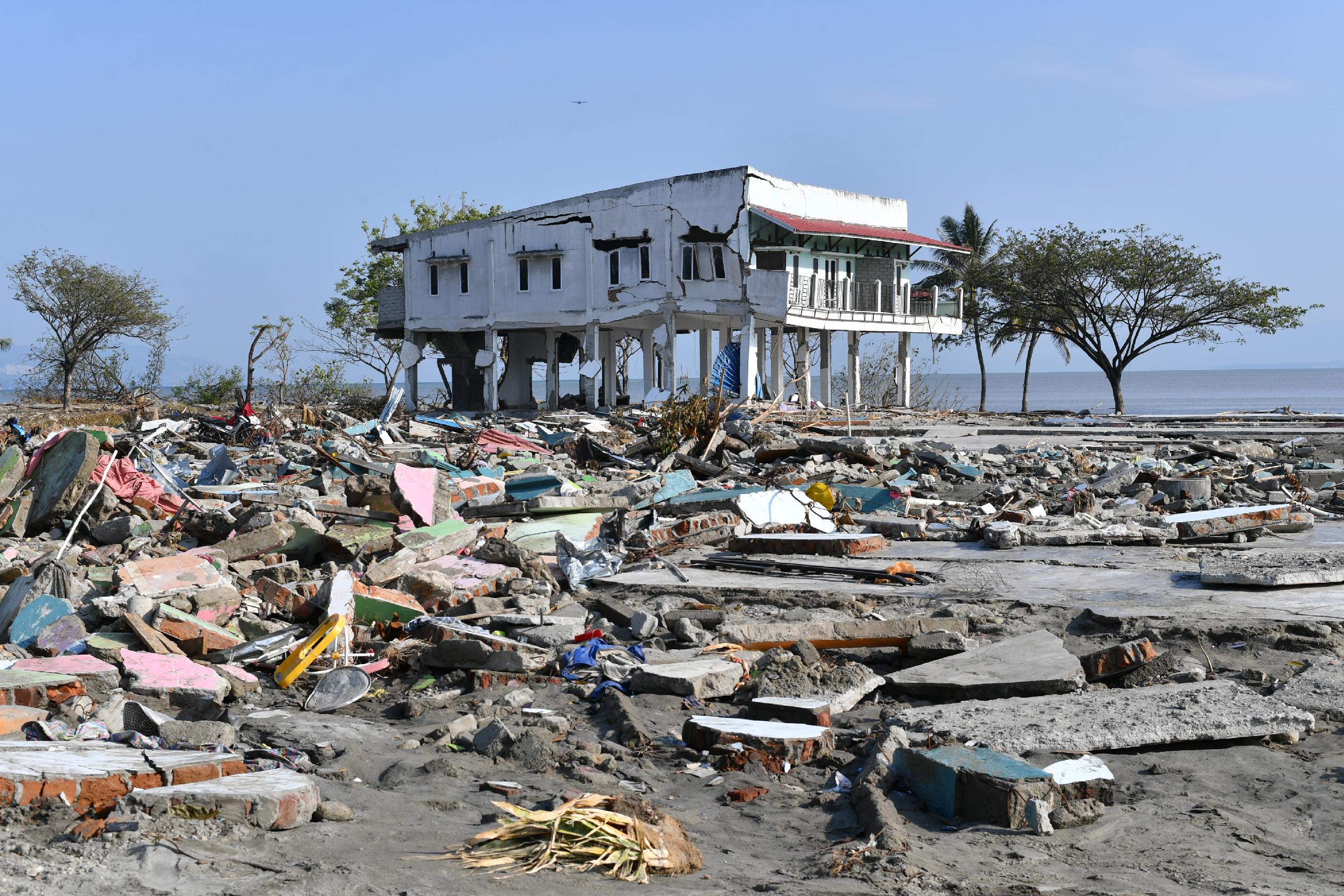 tsunami warning