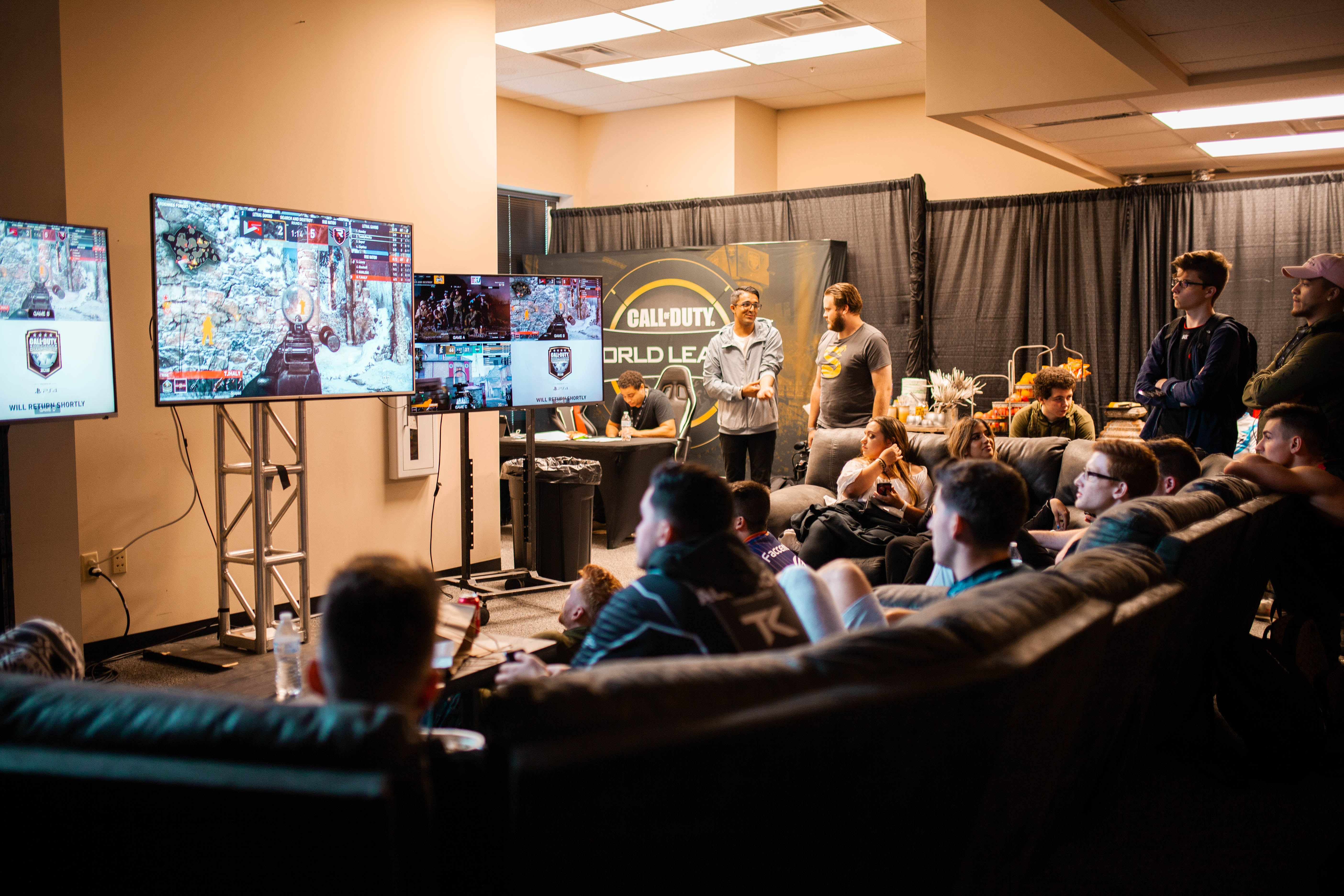 Esports programmes provide an avenue for employability and professional development in the gaming industry
